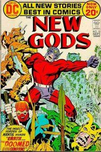 The New Gods #10 (1972)