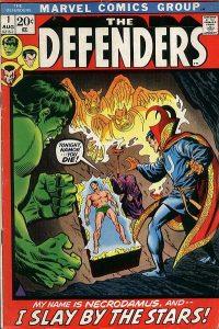 The Defenders #1 (1972)