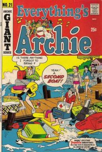 Everything's Archie #21 (1972)