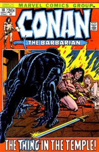 Conan the Barbarian #18 (1972)