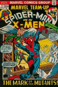 Marvel Team-Up #4 (1972)
