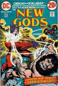 The New Gods #11 (1972)