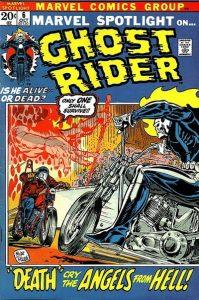 Marvel Spotlight #6 (1972)