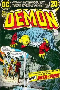 The Demon #2 (1972)
