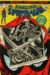 Amazing Spider-Man #113 (1972)