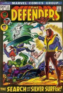 The Defenders #2 (1972)