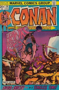 Conan the Barbarian #19 (1972)