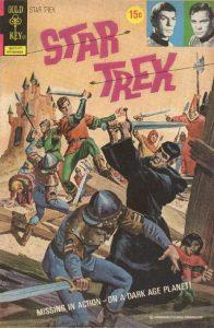 Star Trek #16 (1972)
