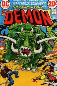 The Demon #3 (1972)