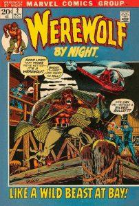 Werewolf by Night #2 (1972)