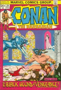 Conan the Barbarian #20 (1972)