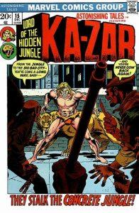 Astonishing Tales #15 (1972)