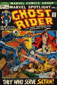 Marvel Spotlight #7 (1972)