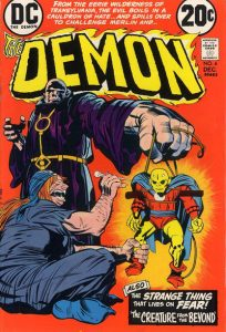 The Demon #4 (1972)
