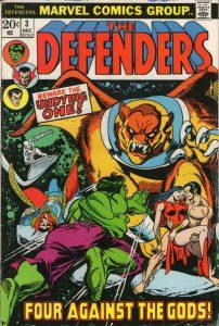 The Defenders #3 (1972)