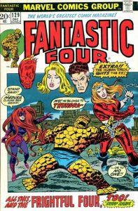 Fantastic Four #129 (1972)