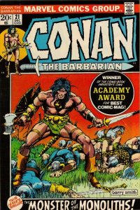 Conan the Barbarian #21 (1972)