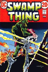 Swamp Thing #3 (1972)