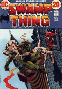 Swamp Thing #2 (1972)