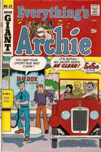 Everything's Archie #23 (1972)