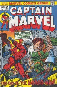 Captain Marvel #24 (1973)