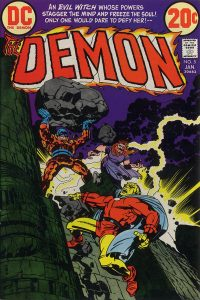 The Demon #5 (1973)