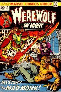Werewolf by Night #3 (1973)