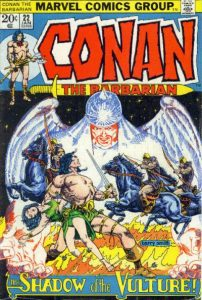 Conan the Barbarian #22 (1973)