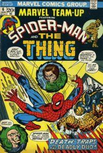 Marvel Team-Up #6 (1973)