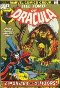 Tomb of Dracula #6 (1973)