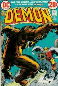The Demon #6 (1973)