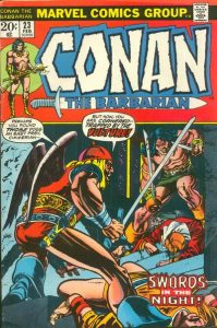 Conan the Barbarian #23 (1973)