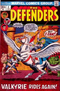 The Defenders #4 (1973)