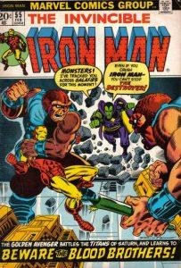Iron Man #55 (1973)