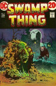 Swamp Thing #4 (1973)