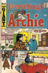 Everything's Archie #24 (1973)