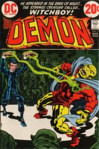 The Demon #7 (1973)