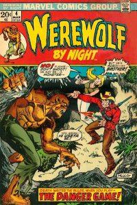 Werewolf by Night #4 (1973)