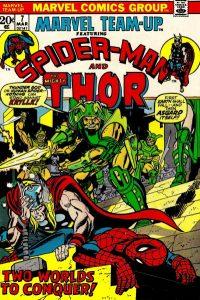 Marvel Team-Up #7 (1973)