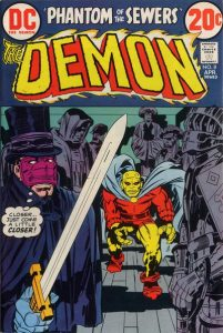 The Demon #8 (1973)