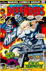 The Defenders #5 (1973)