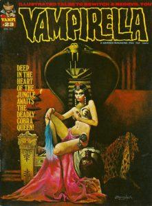 Vampirella #23 (1973)