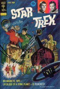 Star Trek #18 (1973)
