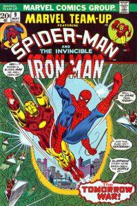 Marvel Team-Up #9 (1973)