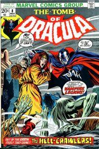 Tomb of Dracula #8 (1973)