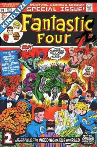Fantastic Four Annual #10 (1973)
