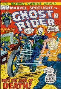 Marvel Spotlight #10 (1973)