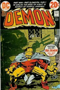 The Demon #9 (1973)