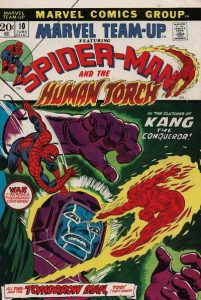 Marvel Team-Up #10 (1973)