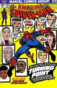 Amazing Spider-Man #121 (1973)